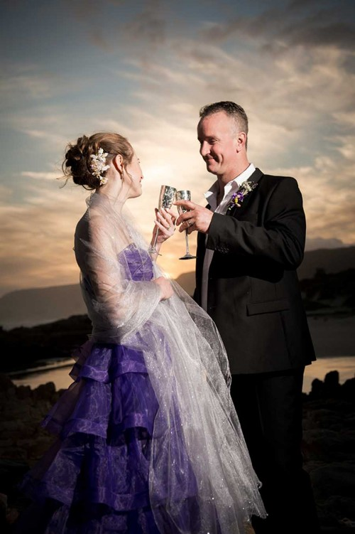 Hermanus wedding photography