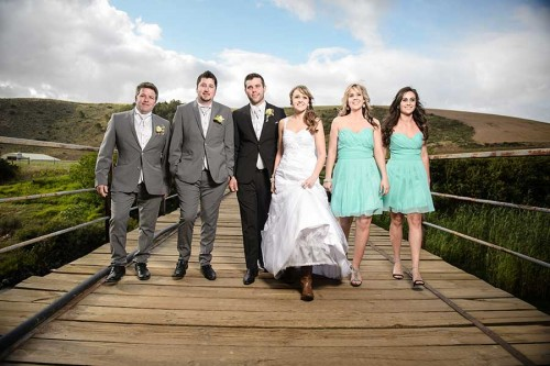 Overberg wedding photography