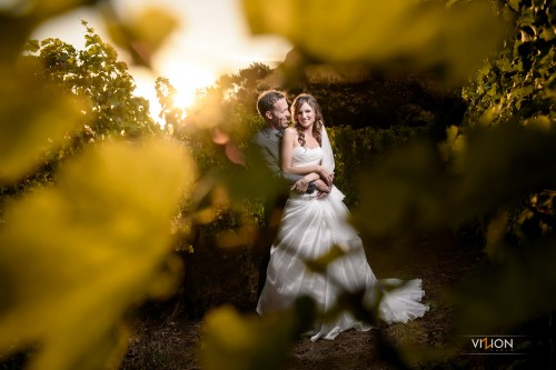 Cape Point Vineyards wedding photography