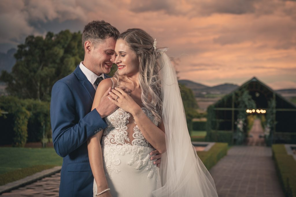Wedding photography and video capetown